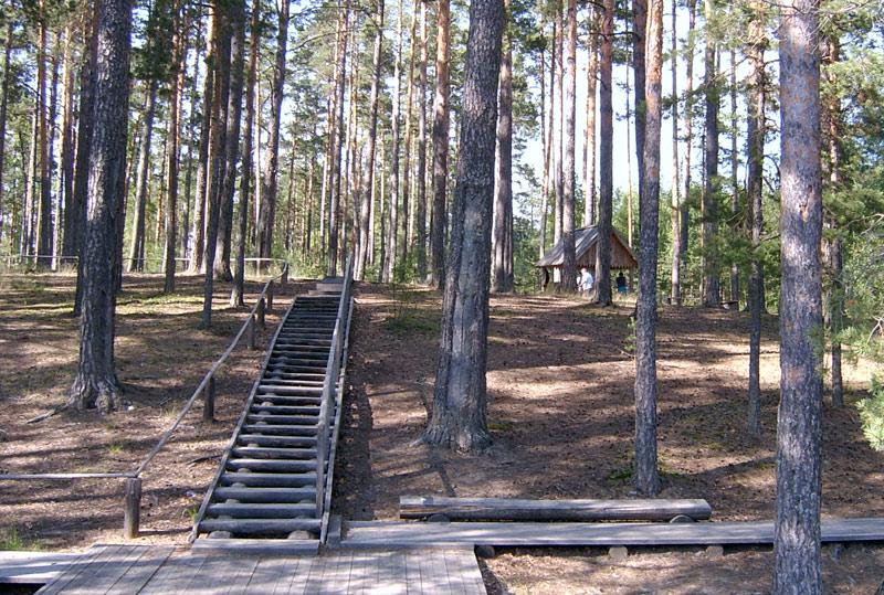 национальный парк себежский